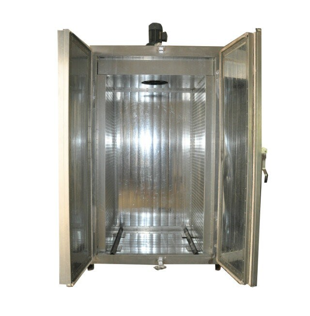 9 Kw Manual Powder Coating Oven with Trolley pictures & photos