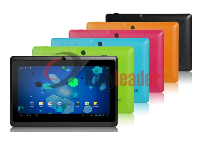 "Cheapest 7"" Dual Core Android Q88 Tablet PC with CE (Q88A)"