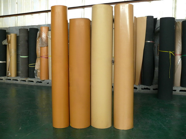 22MPa, 40sh a, 740%, 1.05g/cm3 Pure Natural Rubber Sheet, Gum Rubber Sheet, PARA Rubber Sheet,