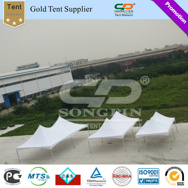 china best design easy up aluminum profile structure double high peak mobile carport tent 4x8m 5x10m and 6x9m china high peak marquee outdoor gazebo