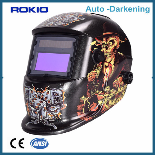 Custom Welding Helmets >> Hot Item Custom Predator Welding Helmet Auto Darkening