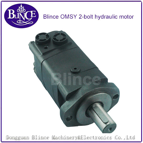 Four-Hole/Two-Hole Omsy Oms125 Orbit Hydraulic Motor for Weeding Machinery pictures & photos