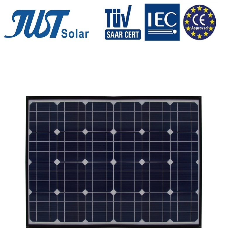 Full Power 80W Mono Solar Panel with Good Price