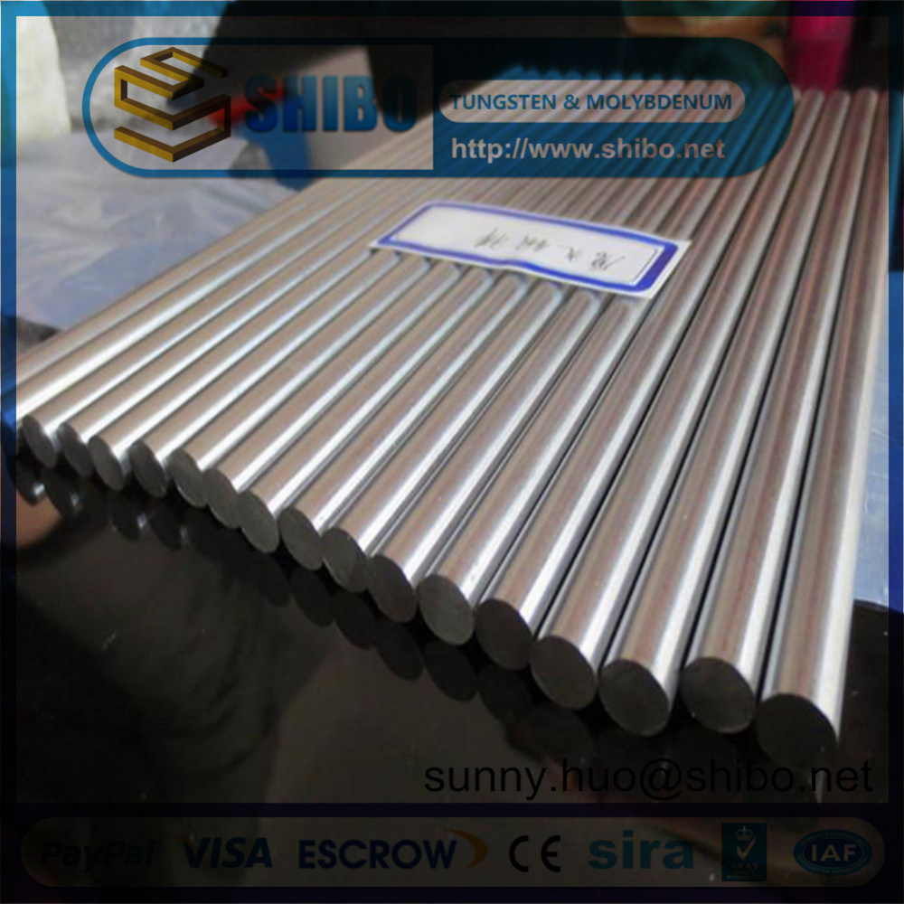 High Temperature Resistance Molybdenum Rod, Moly Bar pictures & photos