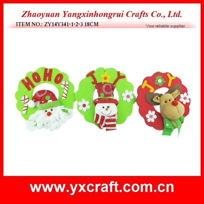 Christmas Decoration (ZY14Y341-1-2-3) Christmas Wreath