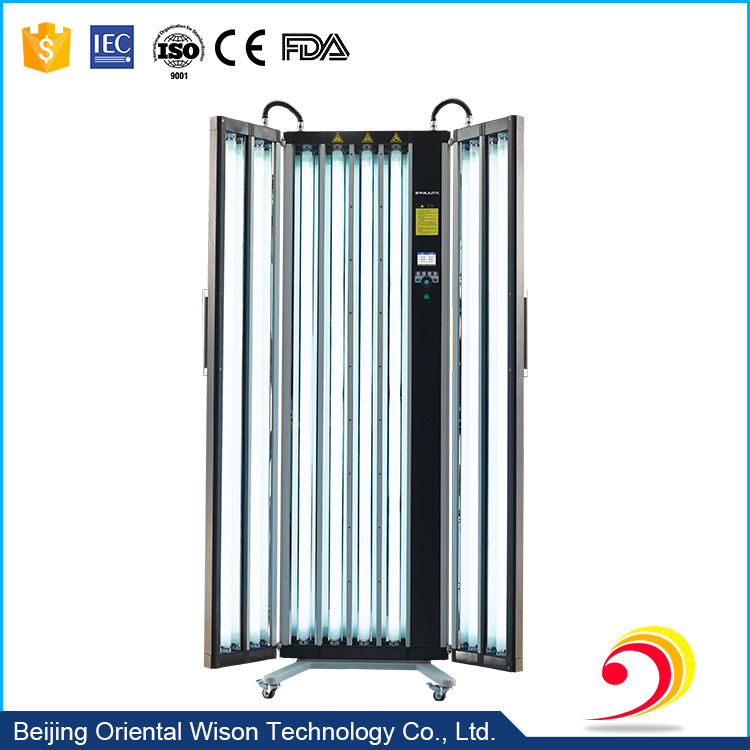 Vertical 311nm UV Phototherapy Equipment for Psoriasis Treatment