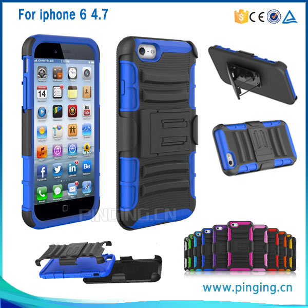 on sale f6b6e 6a037 [Hot Item] Cell Phone Holster Belt Clip Case for iPhone 6 6s