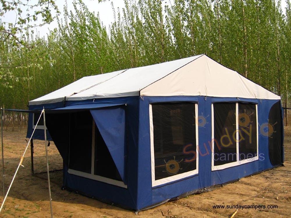 [Hot Item] Camper Trailer Tent (SC05 Straight Wall)