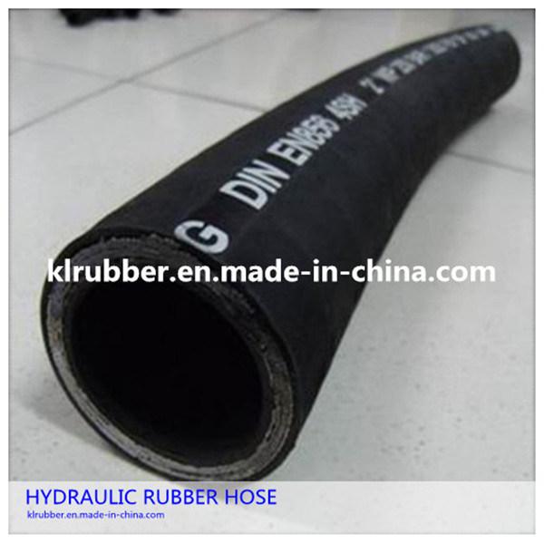 China SAE 100 R1at High Pressure Flexible Rubber Fuel Hose - China Fuel Hose Rubber Hose & China SAE 100 R1at High Pressure Flexible Rubber Fuel Hose - China ...