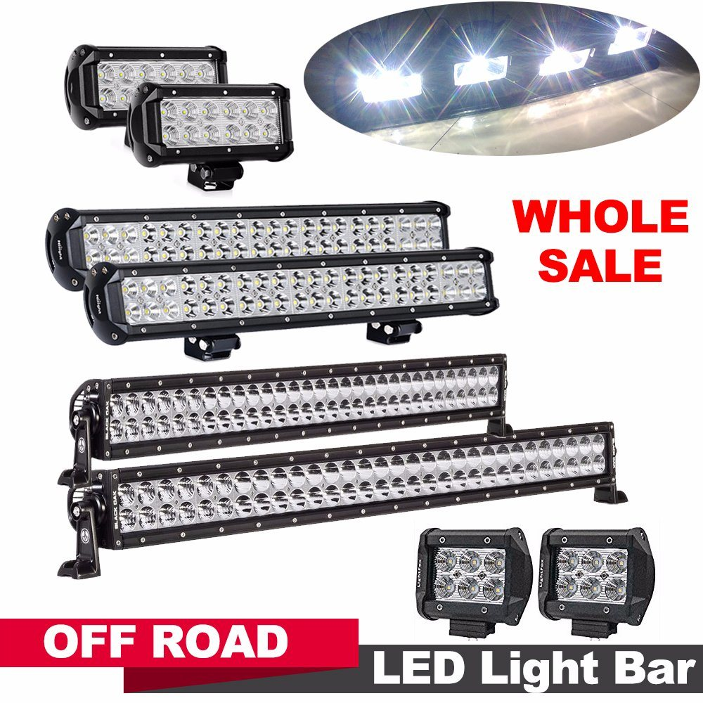 China Light Bars - Auto Accessories - The Home Depot off-Road Light ...