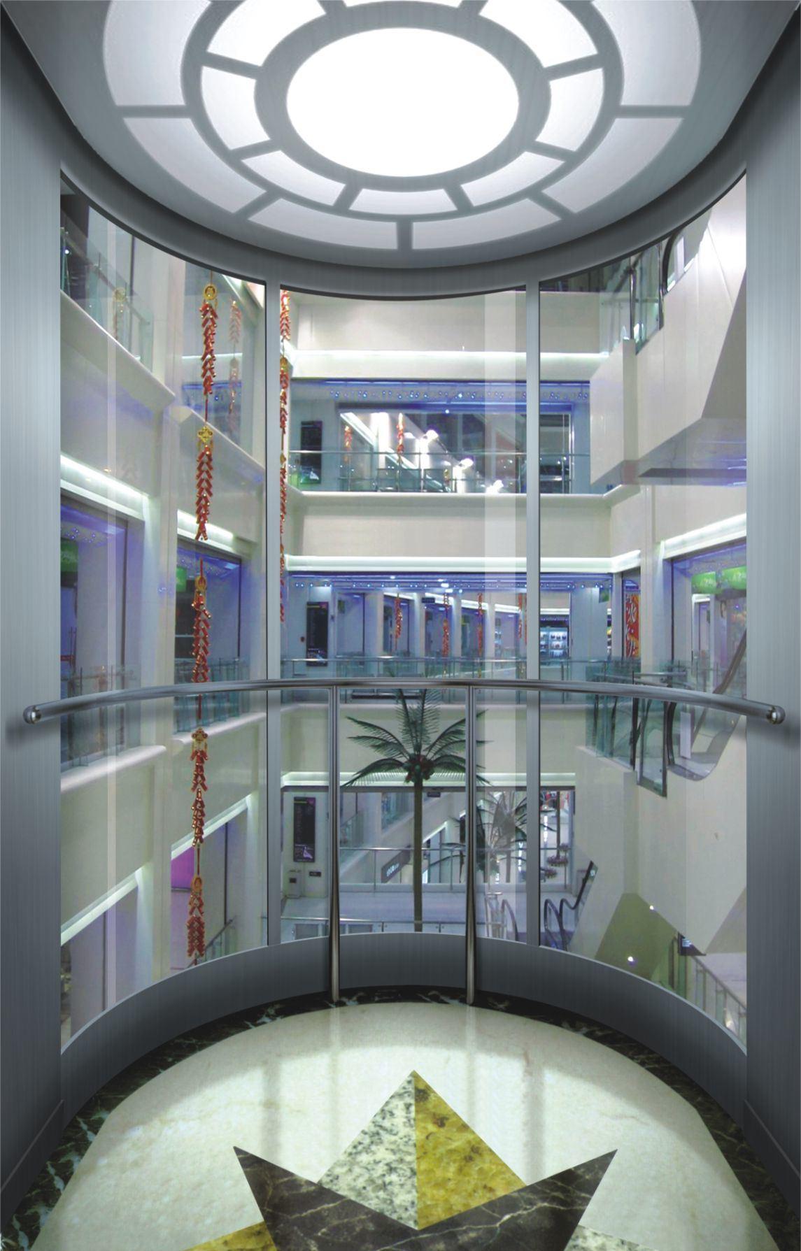 China Panoramic Elevator U0026observation Elevator U0026panorama
