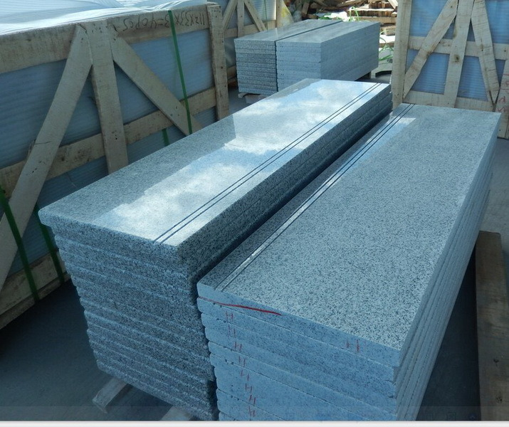 China Natural Stone For Stair Treads Outdoor Stairs