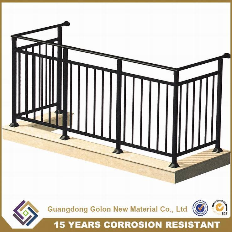 Customized Good Quality Iron Terrace Railing Handrail pictures & photos
