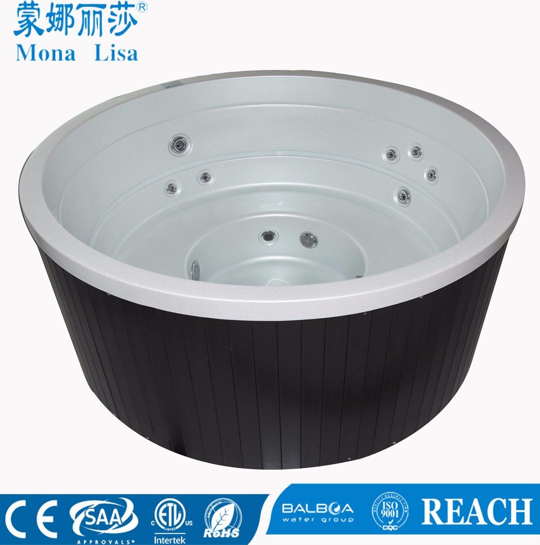 China Monalisa Big Round Whirlpool Massage SPA Hot Tub (M-3506 ...