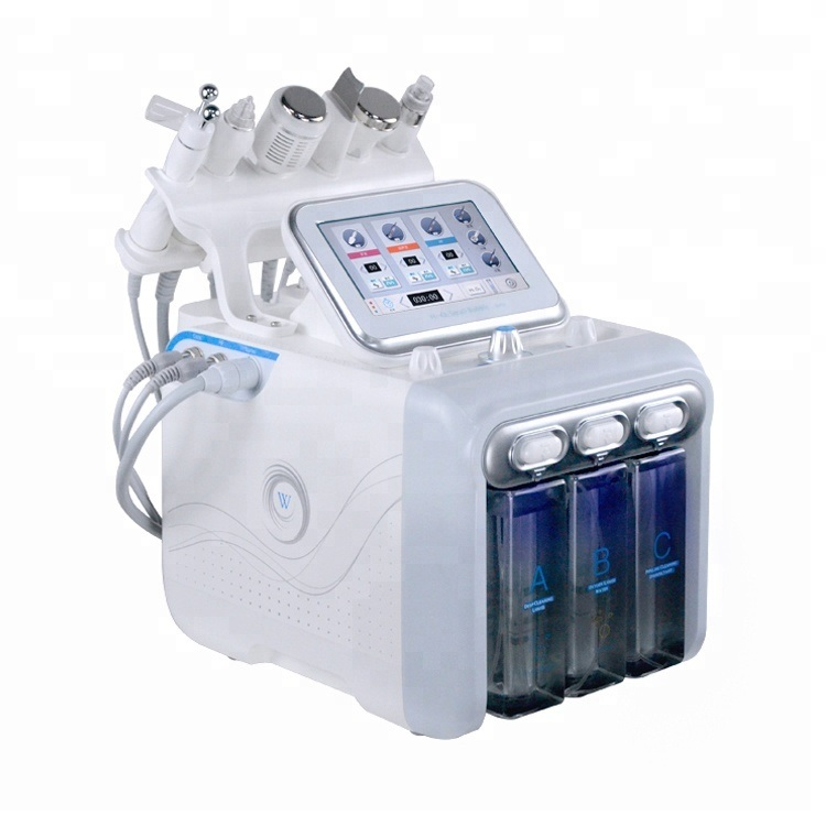 H2 O2 Hydrogen Oxygen Hydra Facial Deep Cleaning Skin Whitening Rejuvenation pictures & photos