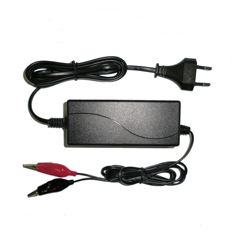 36V/1A 3-Step Lead-Acid Battery Charger