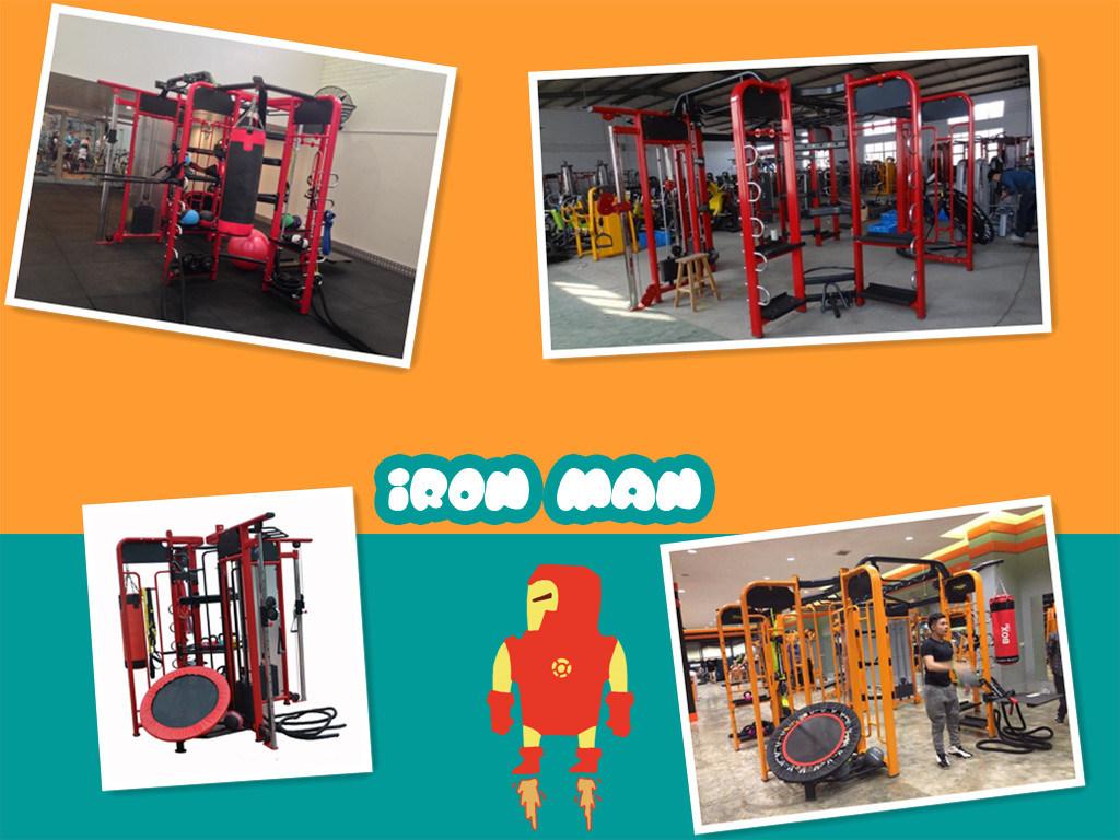 China Professional Life Fitness Equipment Training Synergy