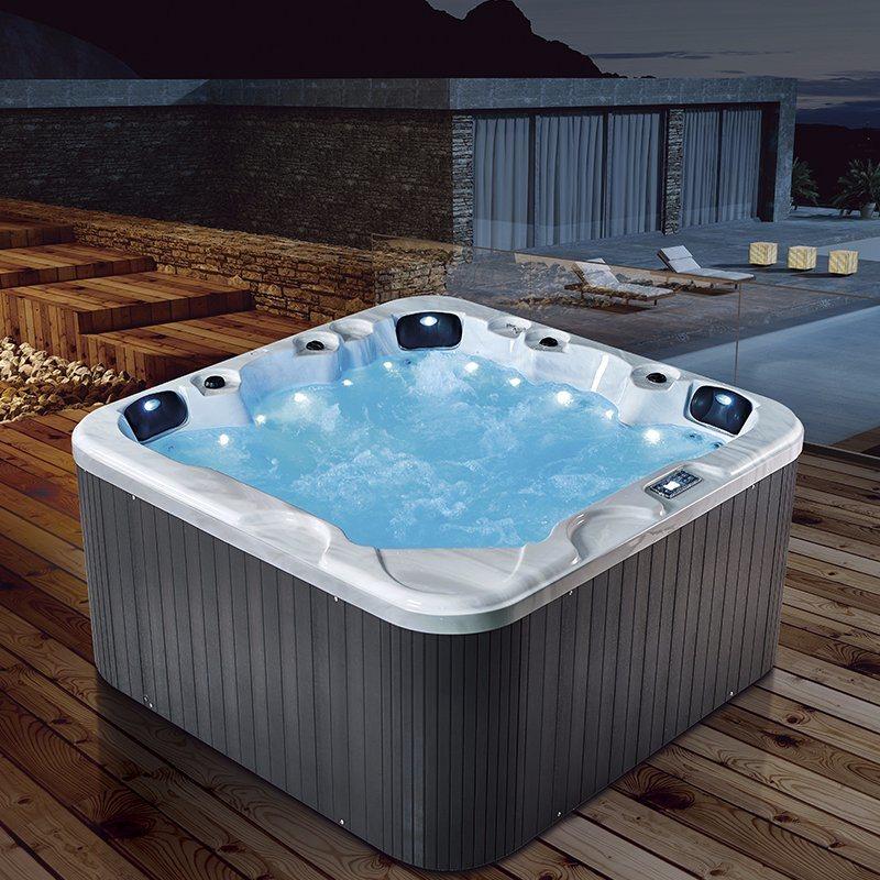 China Monalisa Center Foot Massage Whirlpool SPA Hot Tub (M-3352 ...