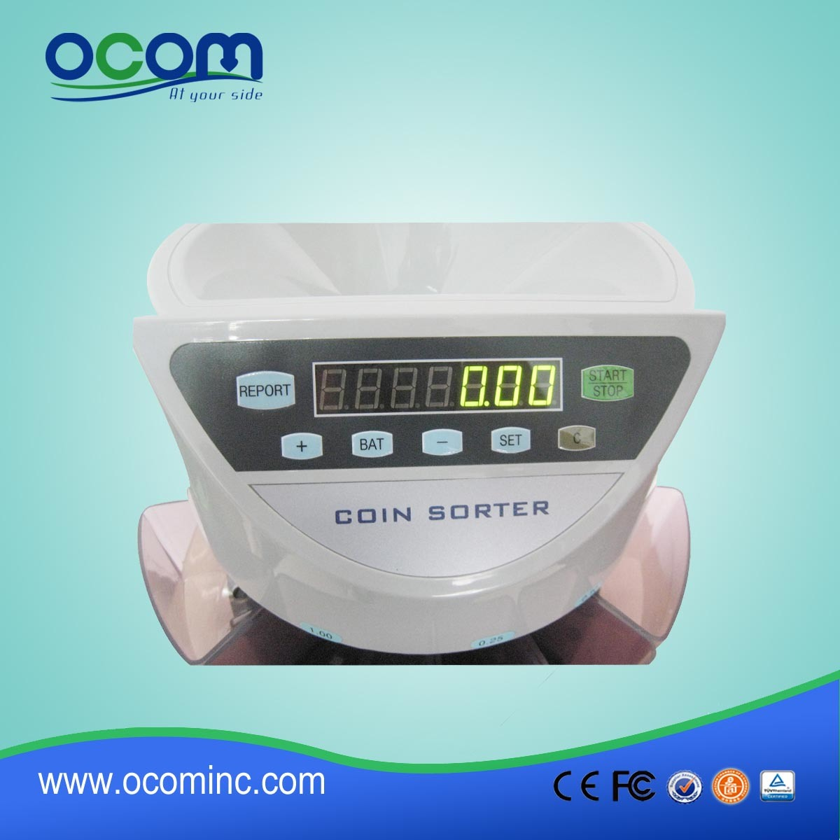 Auto Counting Coin Counter pictures & photos
