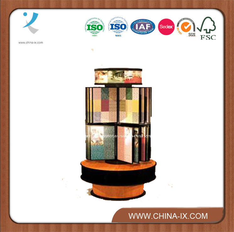 Display (SR-HJ14) / Round Tiles Wing