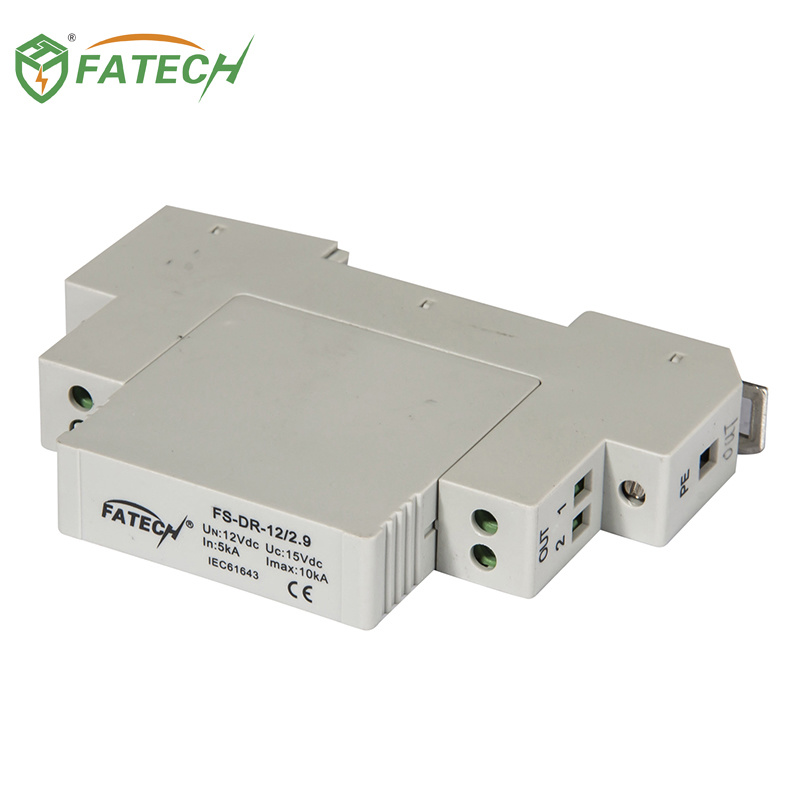 [Hot Item] 4~20mA Circuit, RS485 Circuit Lightning Surge Arrester DIN on