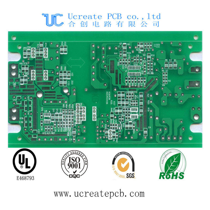 High Quality PCB for CCTV Board with Multilayer