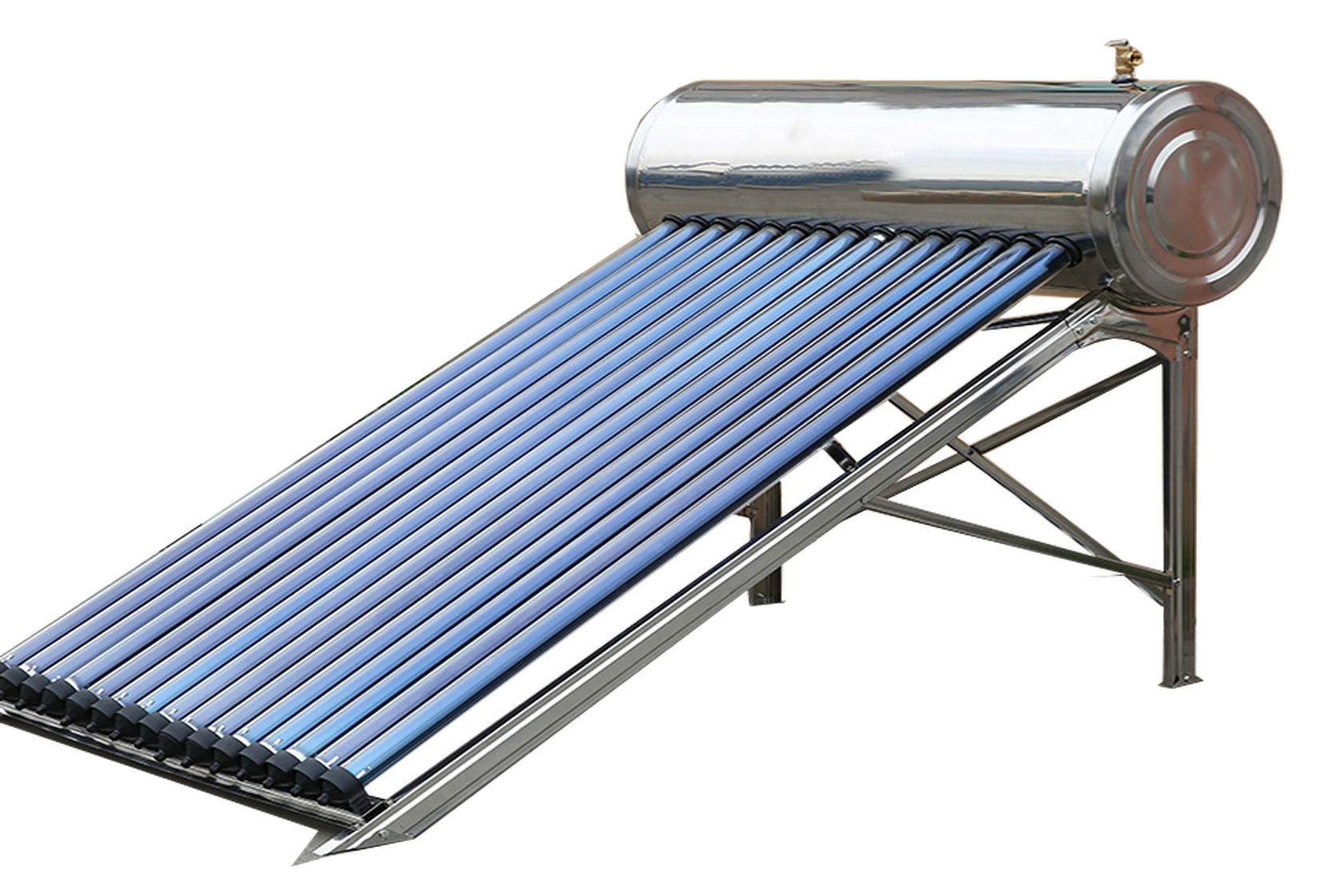 China High Pressure Solar Water Heater System Photos & Pictures ...