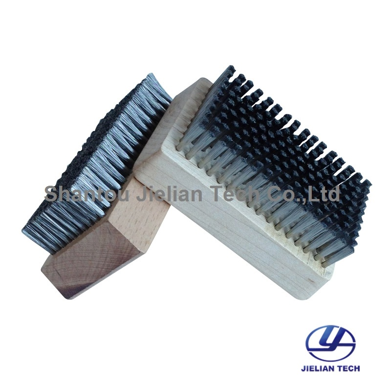 Stainless Steel Wire Brush for Cleaning Ceramic Anilox Roller pictures & photos