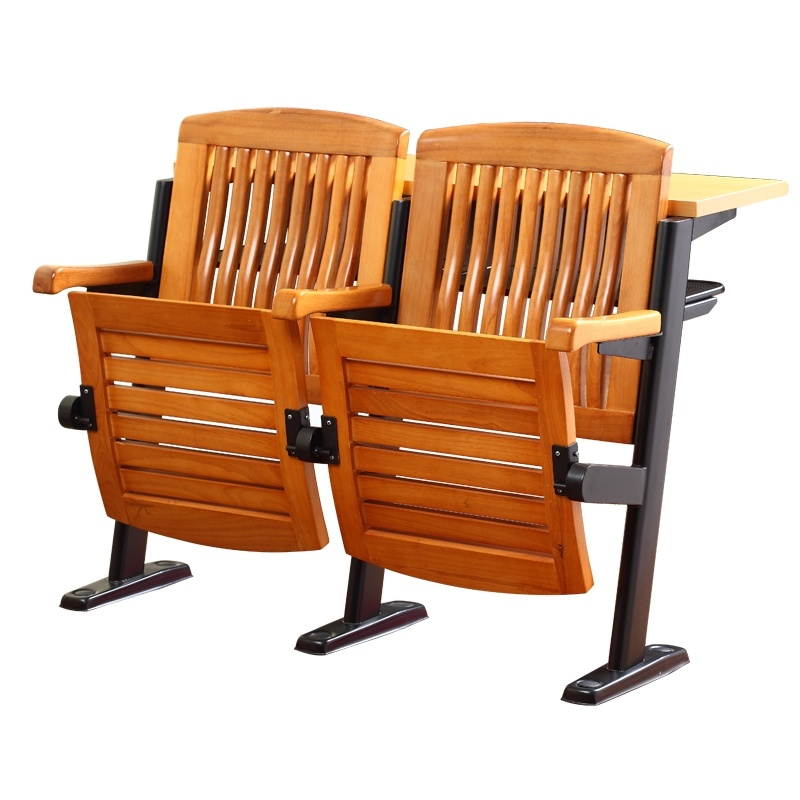 School Home Furniture Set Student Desk And Chair In Classroom