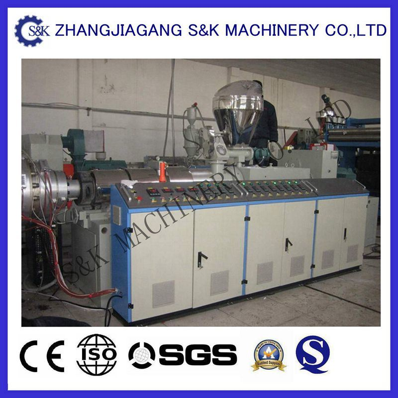 PVC Pipe Extrusion Machine pictures & photos