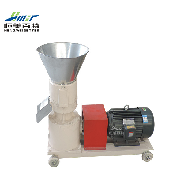 [Hot Item] Factory Good Quality Manual Feed Pellet Mill Machine for Farm  Used