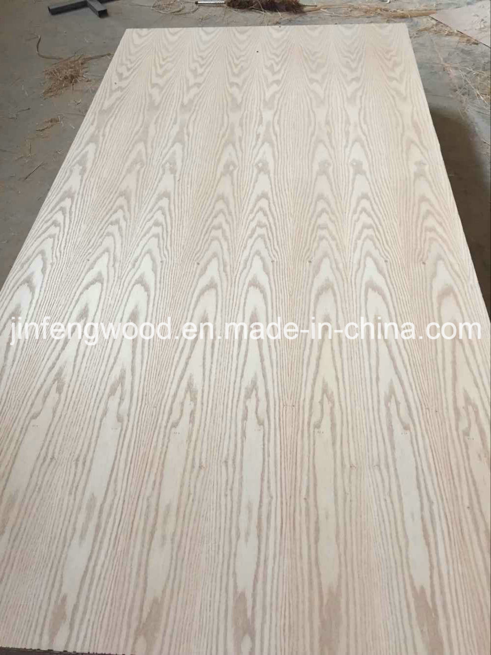 Natural Veneer Blockboard MDF Plywood 1220*2440*18mm pictures & photos
