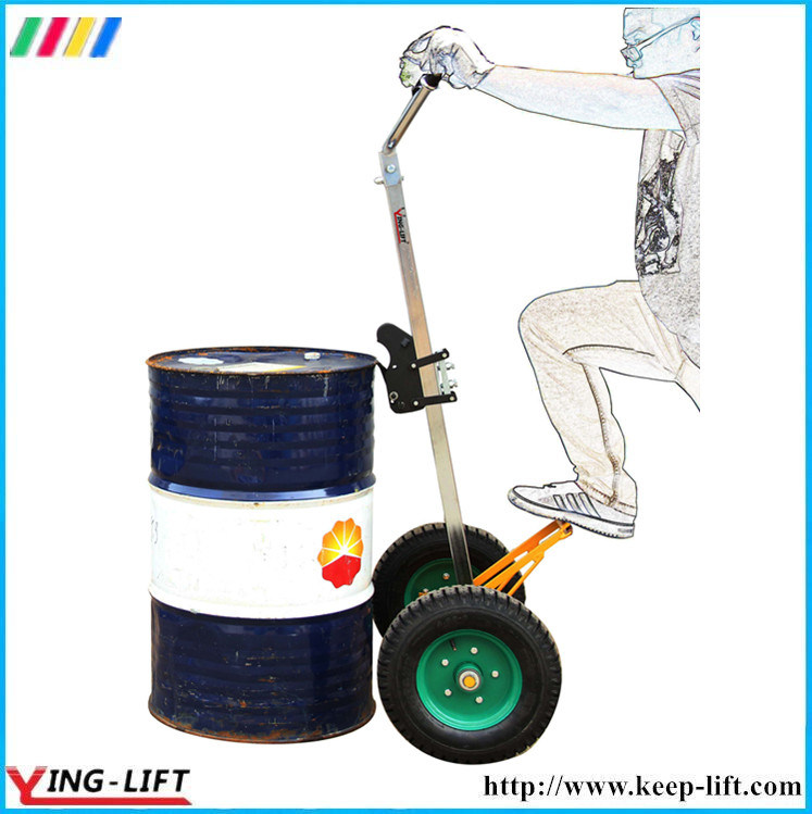 Hand Trolley for Steel and Plastic Drums De450 pictures & photos