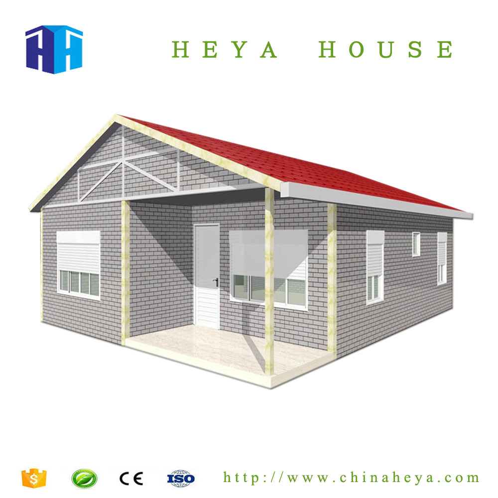China Hurricane Proof Steel Structure Prefab Houses in Cyprus ...