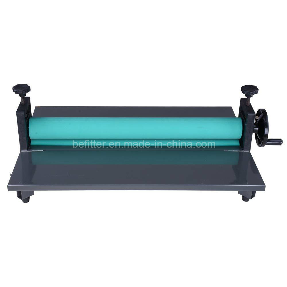 "LBS 650mm 25.5"" Manual Cold Roll Laminator Machine"