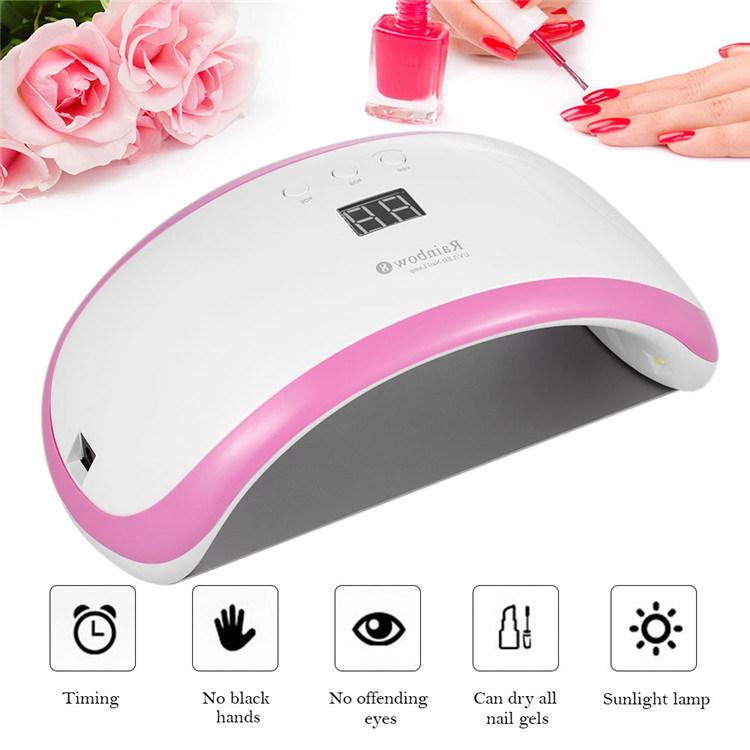 [Hot Item] 36W High Quality PRO Cure LED Nail Lamp Gel UV LED Lamp Nails
