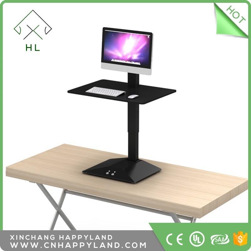 China Happyland Unique Computer Table Design Sit To Stand Up Computer Desk China Computer Desk Stand Up Desk