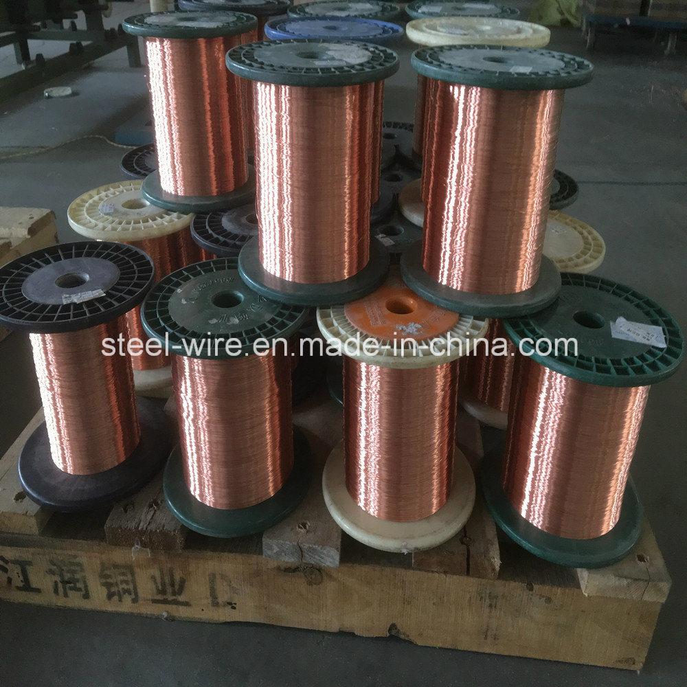 China Manufacturer Flat Copper Wire Titanium Price Per Kg - China ...