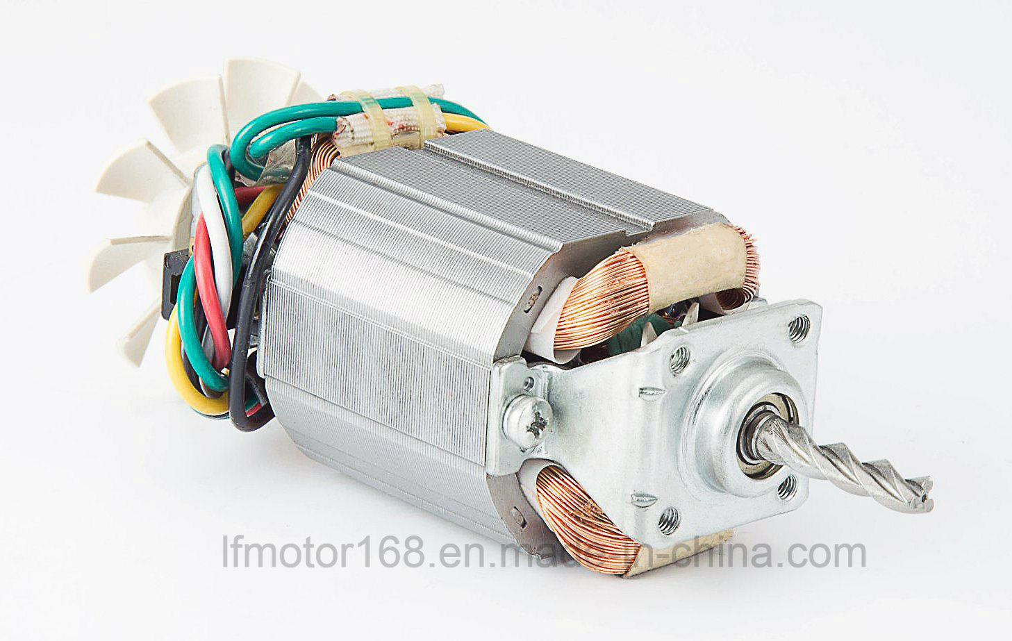 Help Electric Motor Wiring