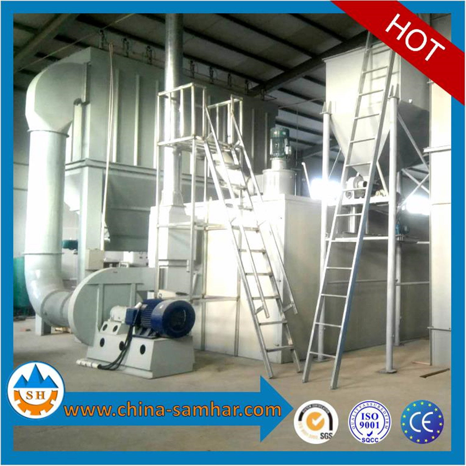 China Mining Equipments For Calcium Carbonatetalcbarite Powder