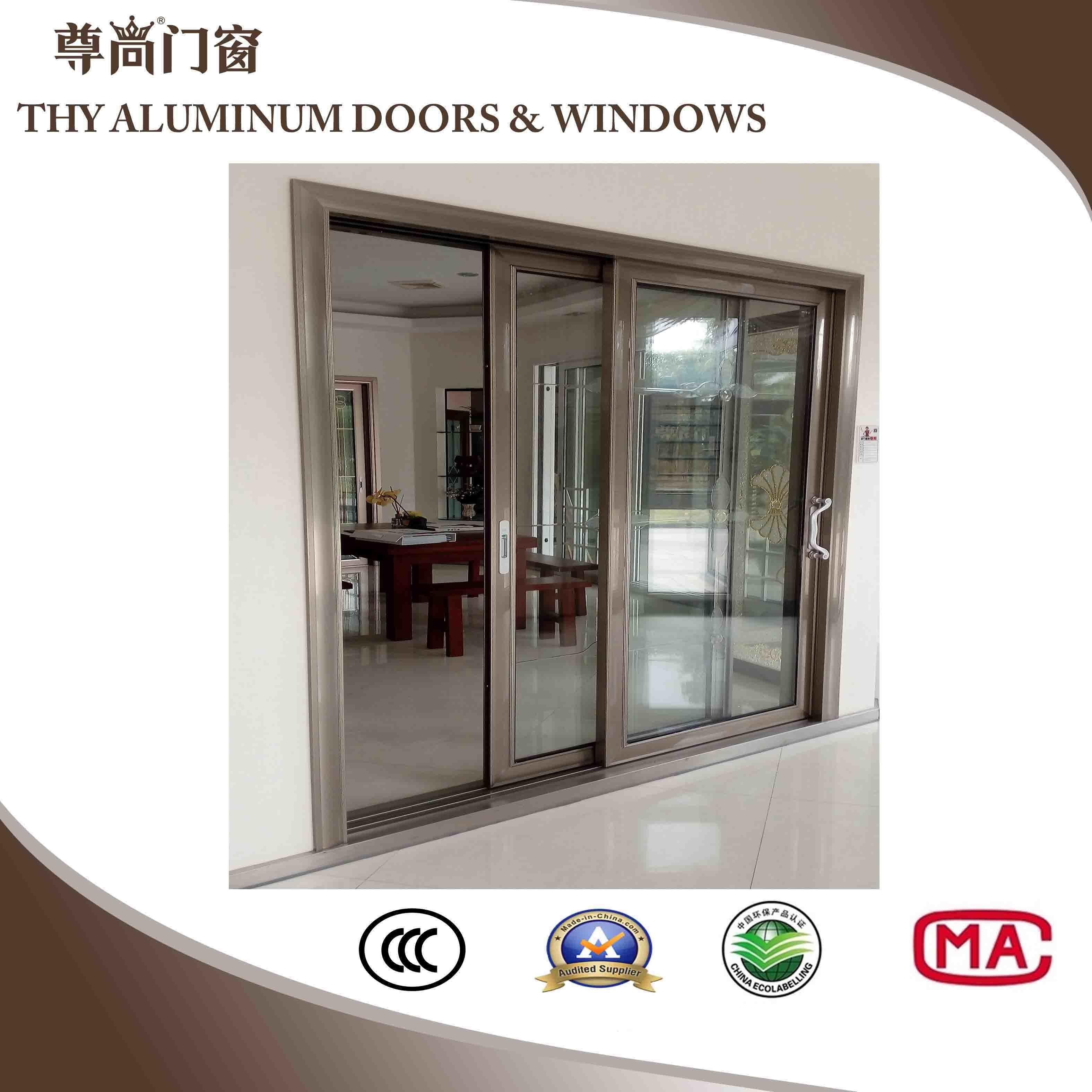 China Aluminumaluminium Hanging Sliding Door Model Z 017 China