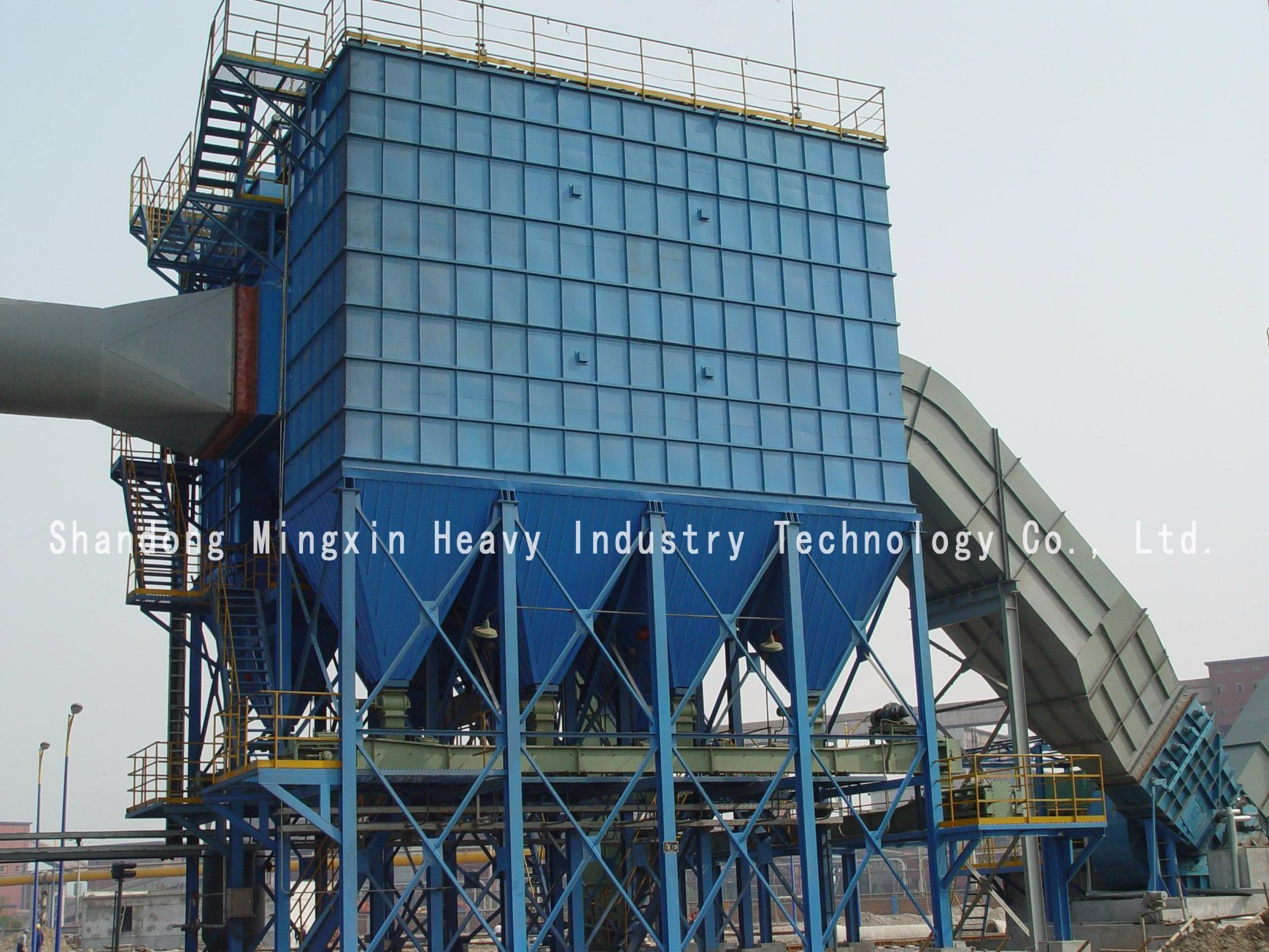 Lcmd- Long Bag Pulse Dust Collector