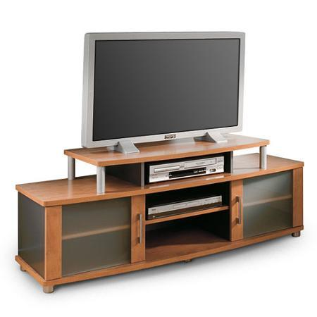 South S City Life Tv Stand For Tvs Up To 50 Honeydew Charcoal