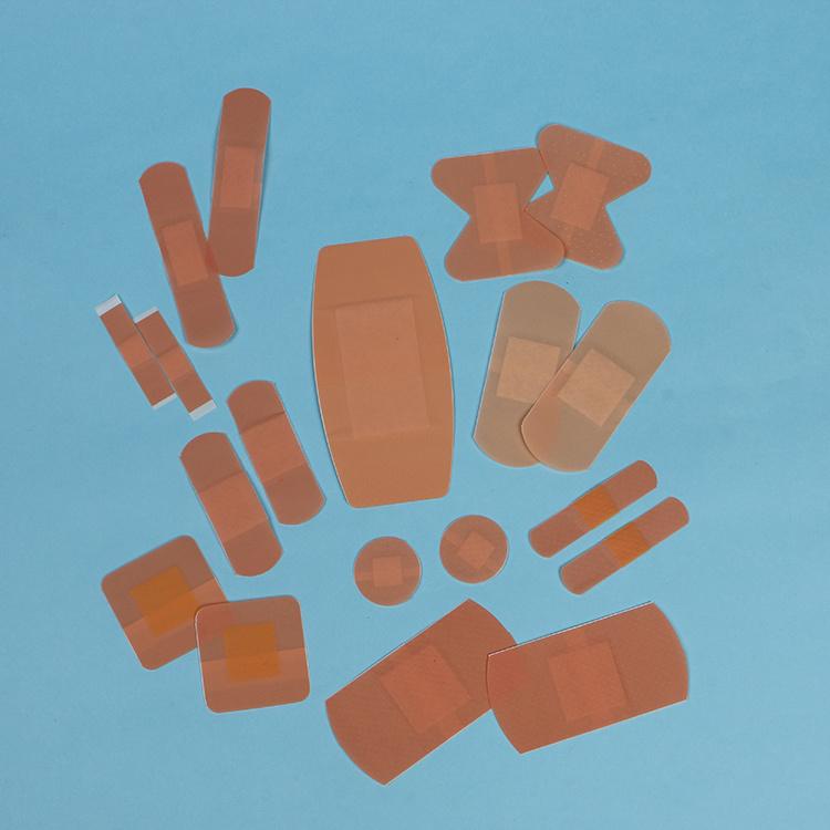 [Hot Item] Wound Care Skin PE Waterproof Plaster Bandage 72X19mm