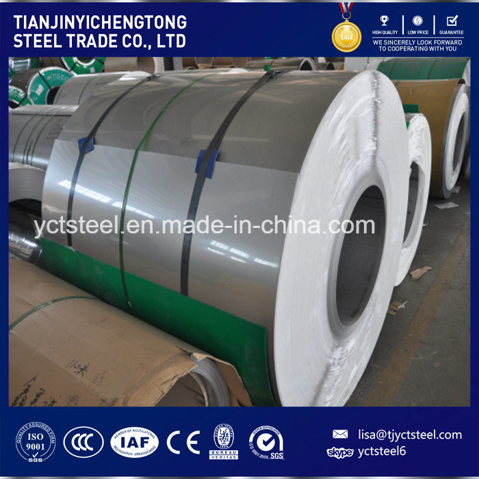 Stainless Steel Coil 304 for Heat Exchanger
