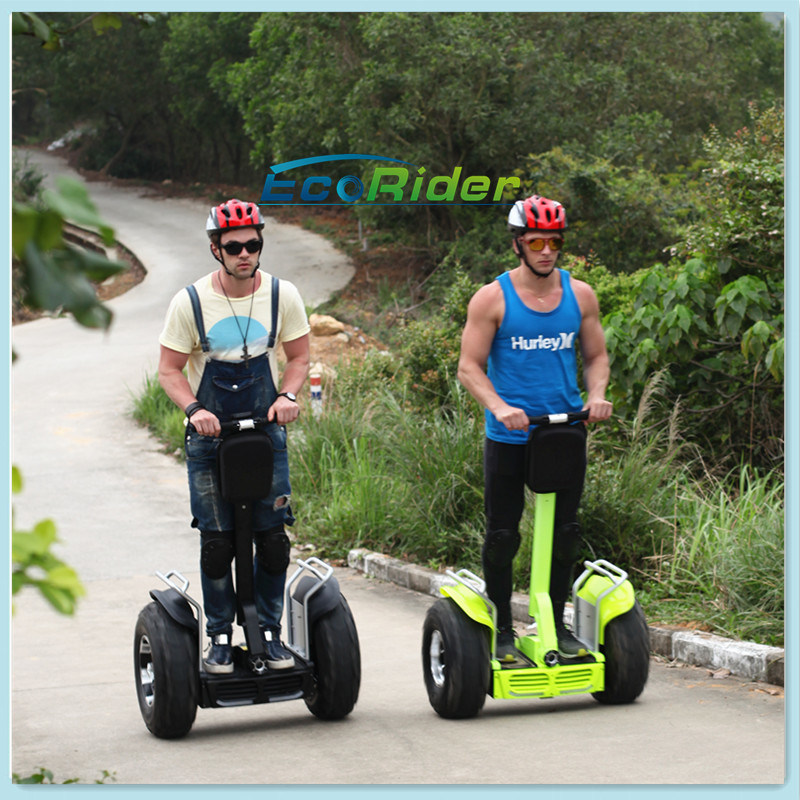 2016 Hot Sale off Road Electric Chariot, 72V 8.8ah Self Balancing Electric Scooter pictures & photos