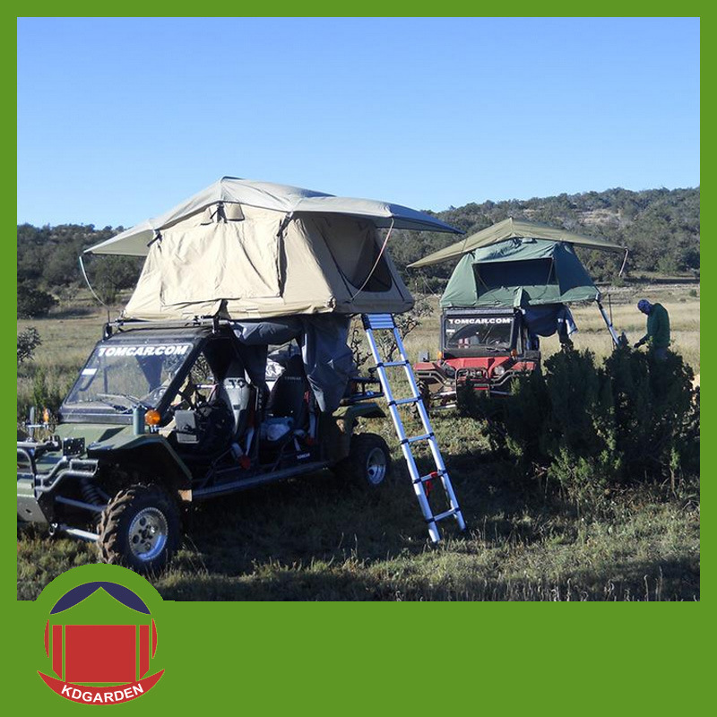 Camping Roof Top Tent with Customized Logo Printing