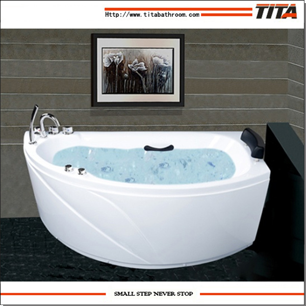 Hot Selling Acrylic Massage Bathtub Tmb108 pictures & photos