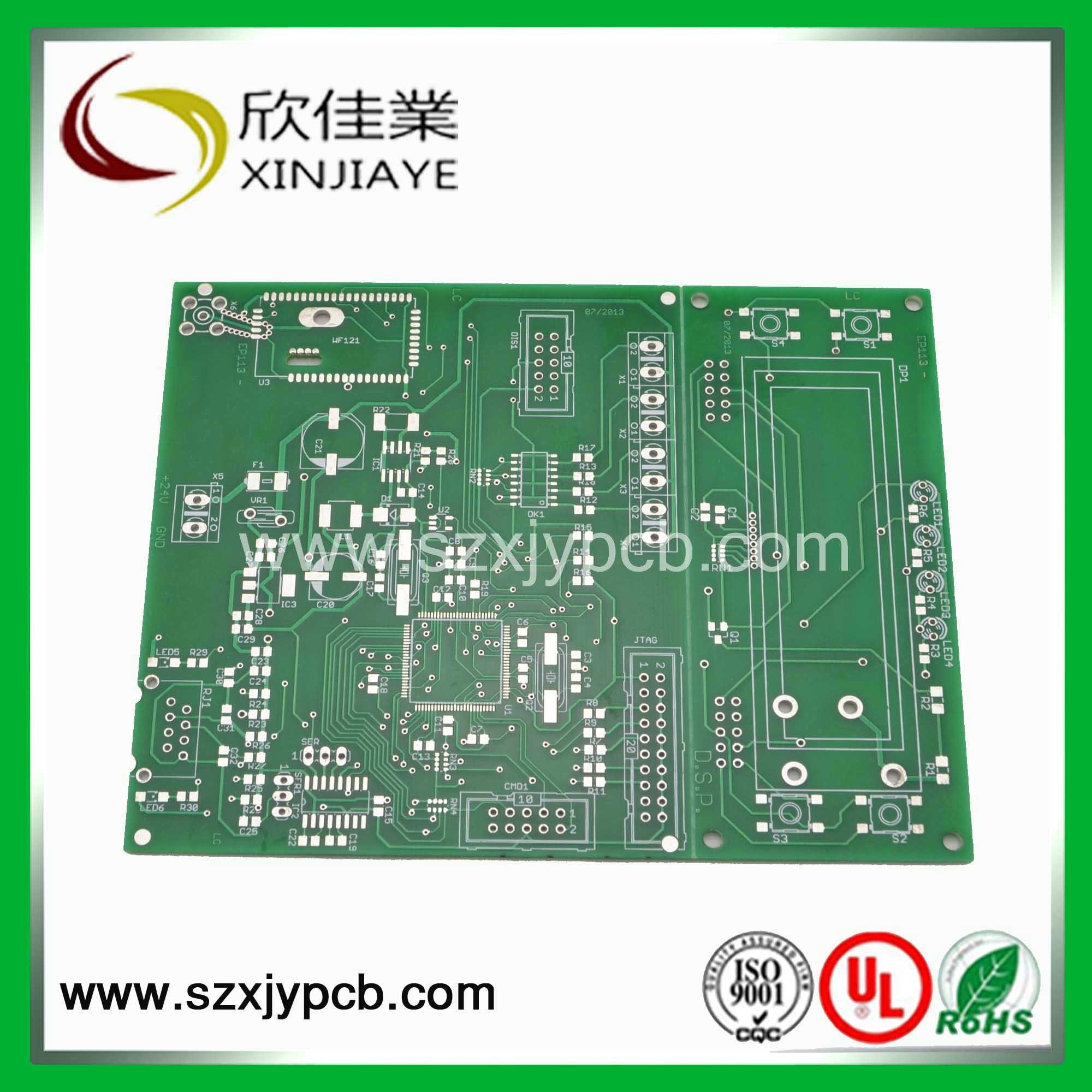 China Xjy Printed Circuit Board Factory 1 To 18 Layer Pcb Production Buy Boardpcb