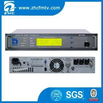 China New High Reliability 300W FM Broadcast Transmitter for